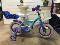 12 collu FROZEN velosipēds