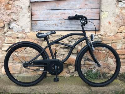 24 collu Beach bike