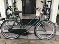 Retro velosipēds